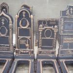 Полимерные и мозаичные памятники